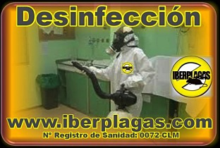 Desinfecciónes