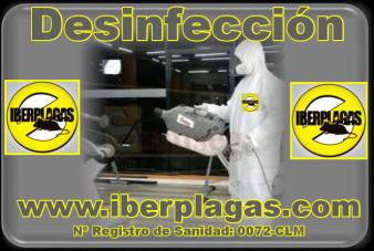 Empresas de desinfección