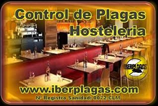 Control de plagas en hosteleria