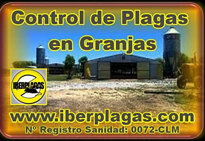 Control de plagas en Granjas