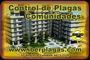 Plagas en Comunidades de Vecinos de Alicante y Murcia