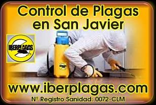 Control de plagas en San Javier
