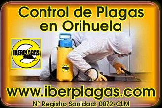 Control de Plagas en Orihuela