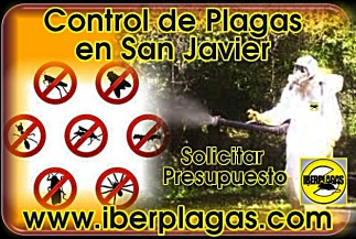 Presupuesto Control de Plagas en San Javier