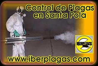 Control de Plagas en Santa Pola