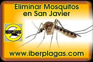 Eliminar Mosquitos en San Javier