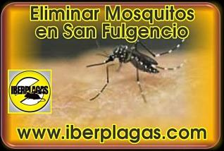 Eliminar Mosquitos en San Fulgencio