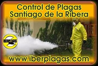 Control de plagas en Santiago de la Ribera