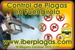 Control de Plagas en Fuengirola