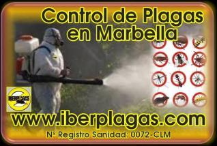 Control de Plagas en Marbella