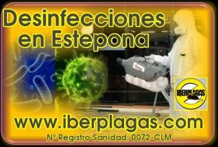 Desinfecciones en Estepona